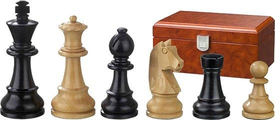 Afbeelding van het spel Philos Schaakstukken Ludwig XIV 70