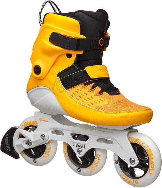 274e732b043 bol.com | Powerslide Inline Skates Swell Unisex Geel Maat 36
