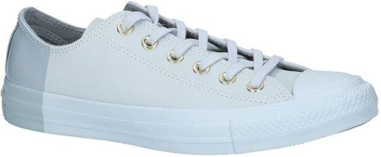 ad524a99383 bol.com | Grijze Sneakers Converse Chuck Taylor All Star OX