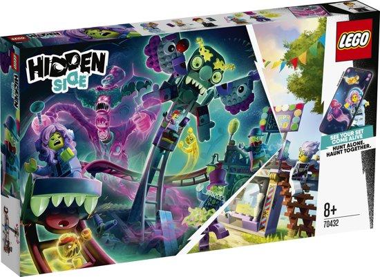 LEGO Hidden 70432 Side Spookkermis
