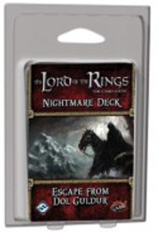 Afbeelding van het spel Lord of the Rings LCG: Escape from Dol Goldur