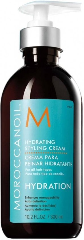 MOROCCANOIL Hydrating Styling Cream 300,0 ml