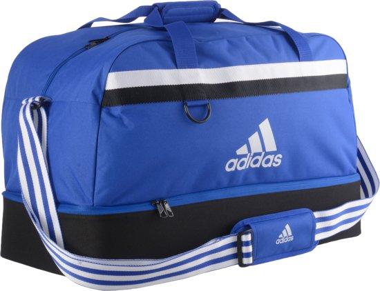 cfa8af243b5 bol.com | adidas Sporttas - blauw/zwart/wit