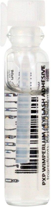Wimperlijm transparant in glazen flesje 0,7 ml