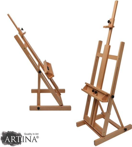 Artina Schilderezel – Beukenhout Atelierezel – 56x230 cm – Toulouse