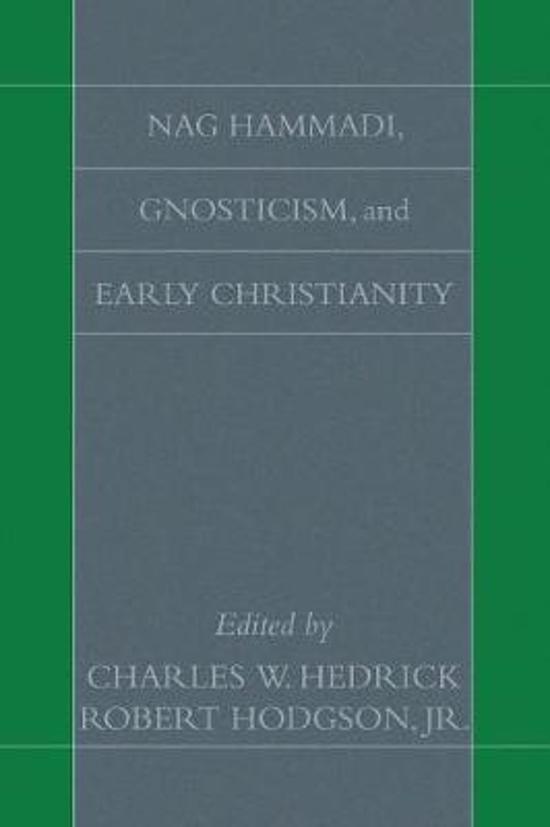 Nag Hammadi, Gnosticism, and Early Christianity