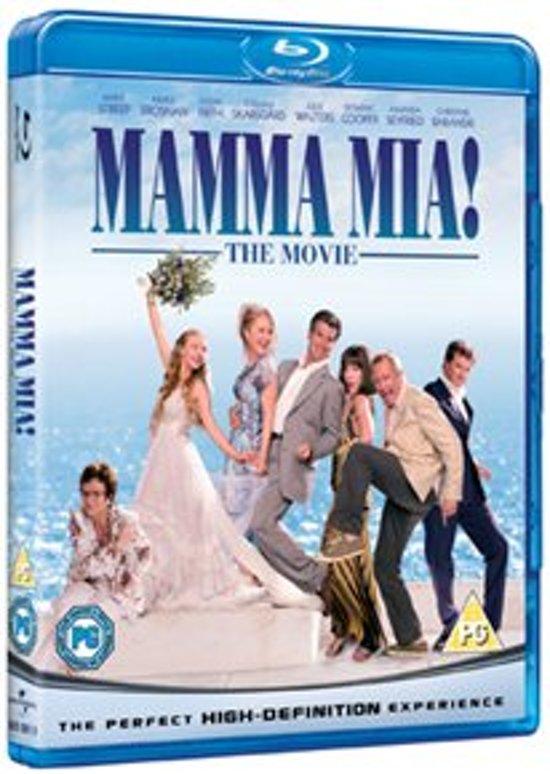 Cover van de film 'Mamma Mia !'