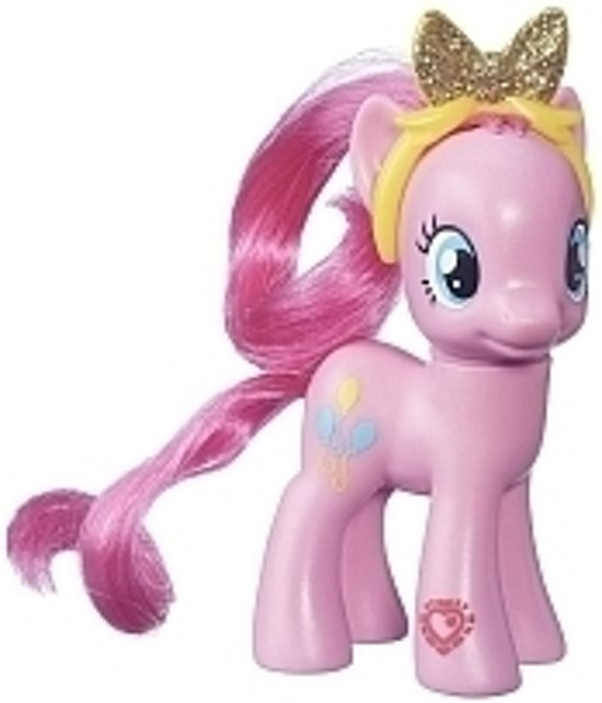 Plastic My Little Pony Pinkie Pie speelfiguur 8 cm