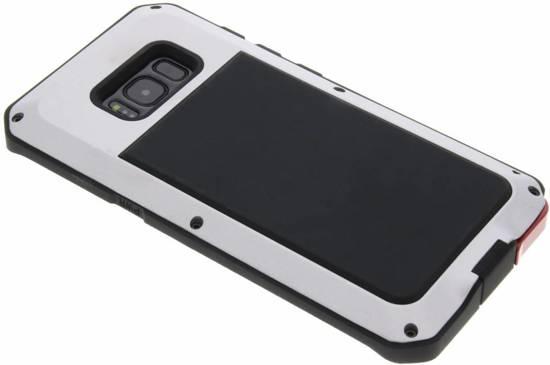 Argent Géant Cas Extrême De Protection Pour Samsung Galaxy S8 B6V2tZzY