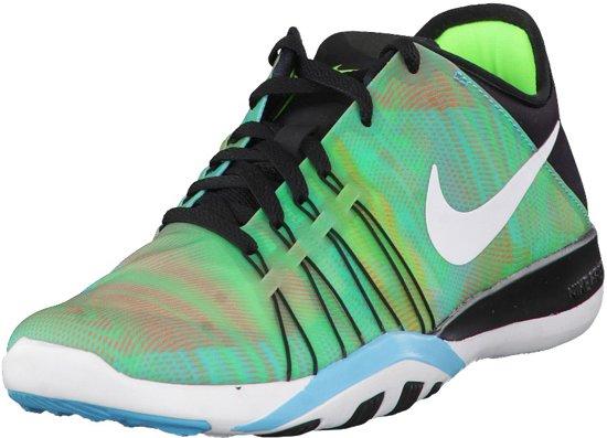 Gamma Werkschoenen.Bol Com Nike Schoenen Black White Gamma Blue Glcr Bl 41