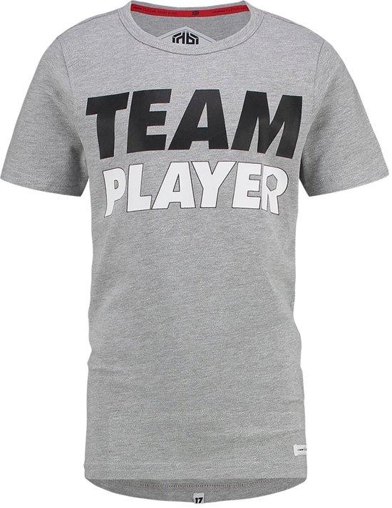 Vingino Daley Blind Jongens T-shirt - Grijs