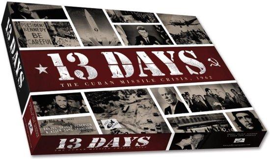 Afbeelding van het spel 13 Days: The Cuban Missile Crisis
