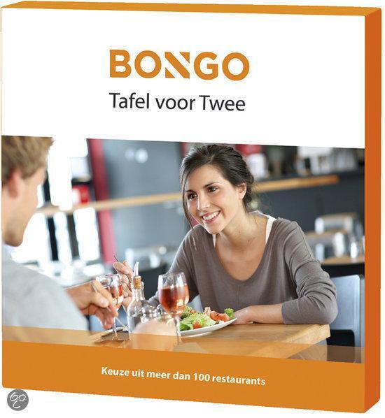Bongo Tafel voor Twee - Bongo Bon
