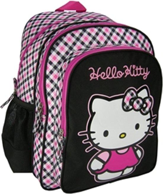 Hello Kitty rugzak Vichy 38cm