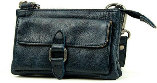 1980e584963 bol.com | Bag2Bag Clutch/Crossbodybag Albury Blue