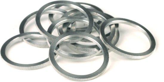 Reduceerring 20x16x1.6mm tbv cirkelzaagblad