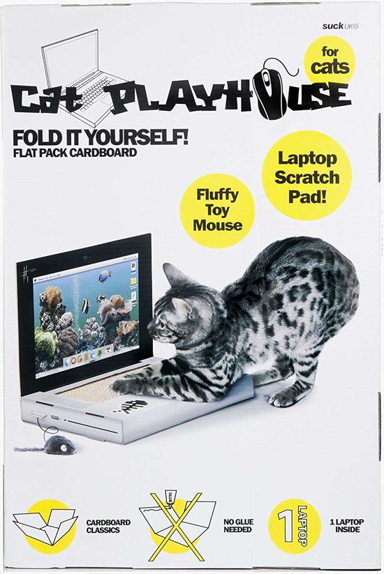 Suck UK Katten Krab Laptop
