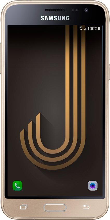 Samsung Galaxy J3 (2016) - Goud