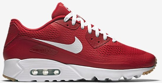 Nike Air Max 90 Ultra Essential - Sneakers - Heren - Maat 42 - Rood