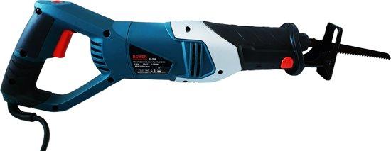 BOXER Reciprozaag - 1350 Watt - Met 3 zaagbladen - BX-994