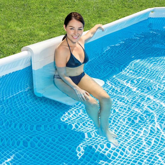 Intex Zwembadbank PVC 28053