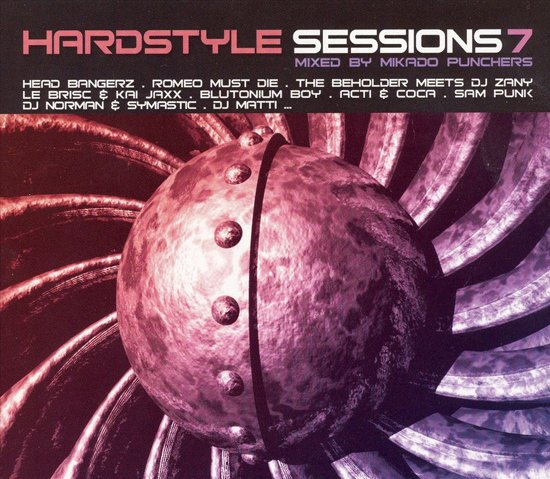 Hardstyle Sessions Vol. 7