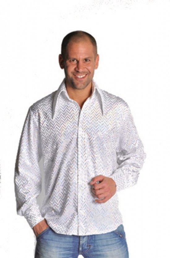 Overhemd Xl.Bol Com Glitter Disco Overhemd Wit 60 62 Xl Merkloos Speelgoed
