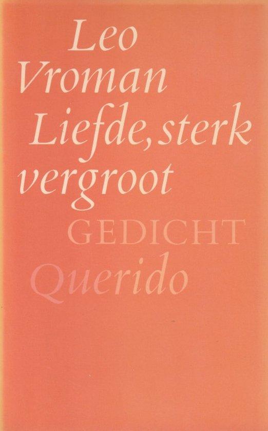 Bolcom Liefde Sterk Vergroot Vroman 9789021486833