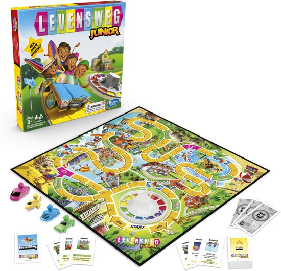 Levensweg Junior - Kinderspel
