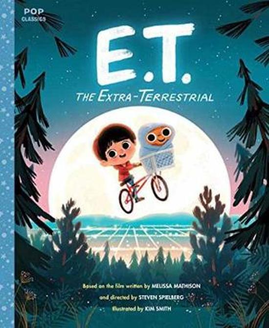 Boek cover E.T. The Extra-Terrestrial van Kim Smith (Hardcover)