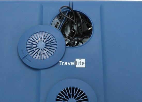 Travellife Koelbox AC/DC TL45