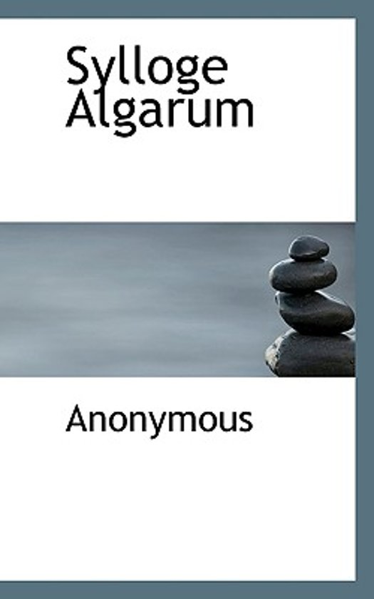 Sylloge Algarum