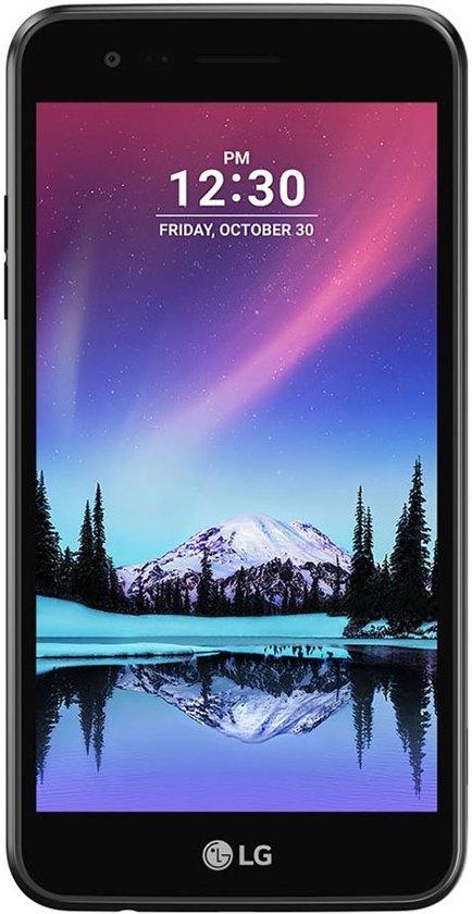 LG K4 - 8GB - Zwart