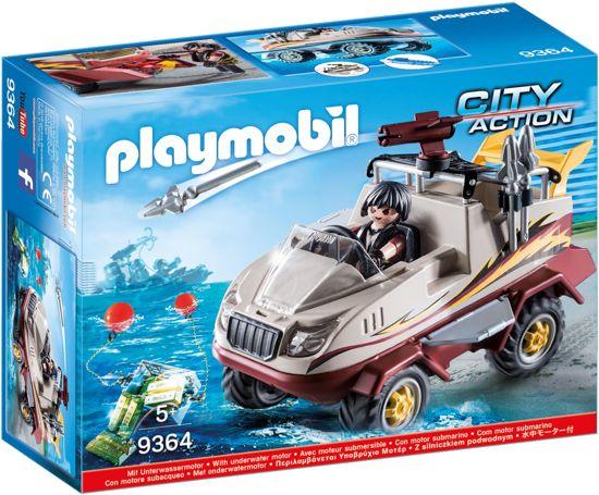 PLAYMOBIL Amfibievoertuig - 9364