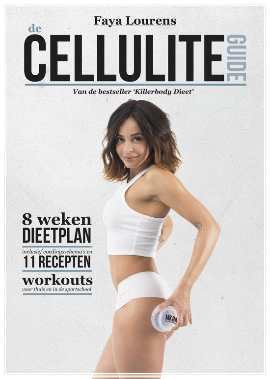 Boek cover De Cellulite Guide van Fajah Lourens (Onbekend)