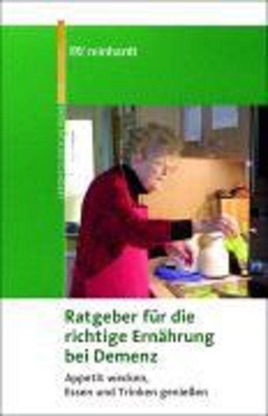 Ratgeber für die richtige Ernährung bei Demenz