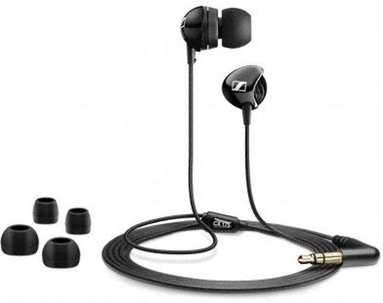Sennheiser CX 175 - In-ear koptelefoon - Zwart