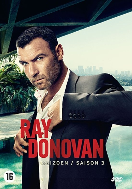 ray donovan seizoen 3 dvd ian mcshane dvd 39 s. Black Bedroom Furniture Sets. Home Design Ideas