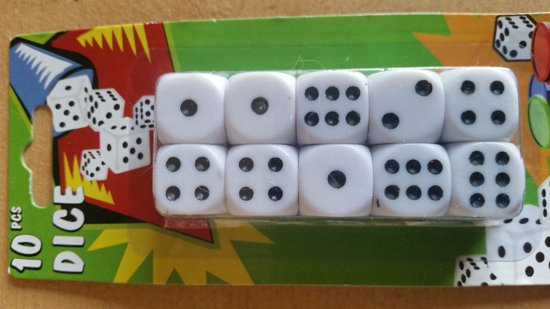 Afbeelding van het spel 10 Dobbelstenen