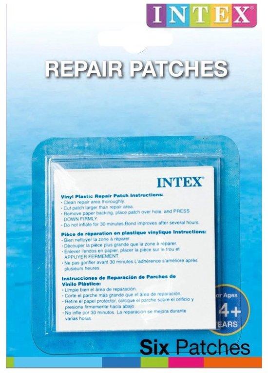 Intex Ultra Frame rechthoek zwembad 549x274x132 cm met zandfilterpomp (met reparatiesetje)
