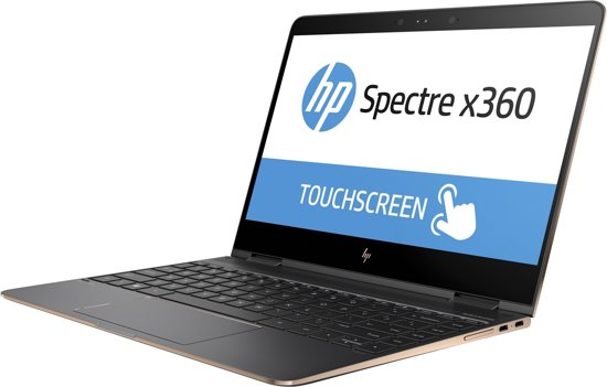 HP Spectre x360 13-ac041nd - 2-in-1 laptop - 13.3 Inch