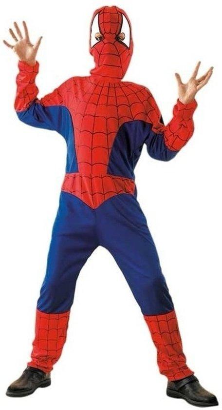 Spinnenheld kostuum voor kinderen 98/104 - maat S