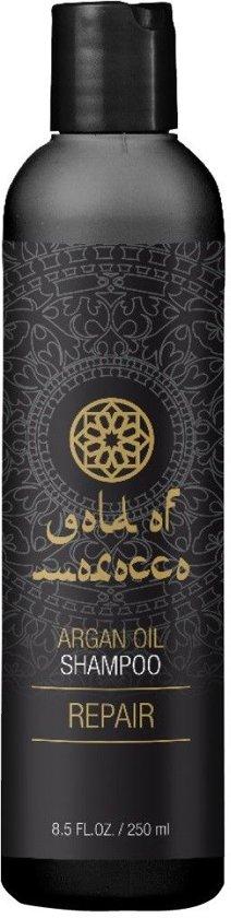 Gold of Morocco Argan Oil Repair Shampoo 250ml