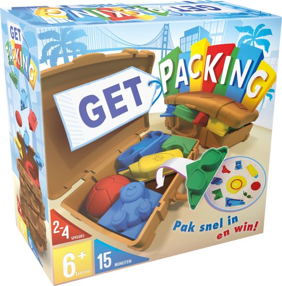 Get Packing - Puzzelspel