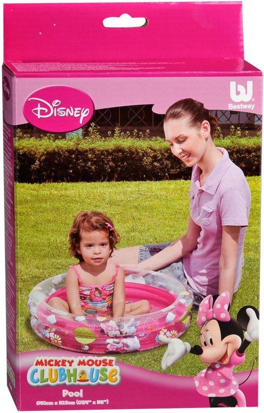 Bestway 2 Rings Disney Minnie Zwembad - 61x15 cm
