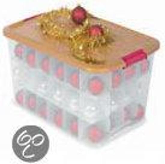 IRIS Opbergbox - Kerstballen