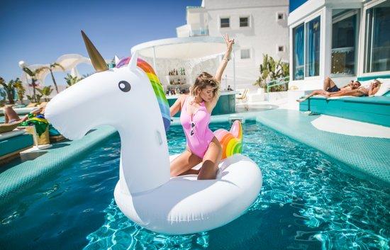 Swim Essentials Luxe Opblaasbare Eenhoorn