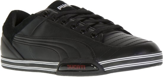 dedbb60c4d4 bol.com   Puma 65cc Lo Ducati Sneakers - Maat 37 - Unisex - zwart ...