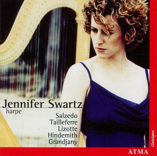 Jennifer Swartz - Harp