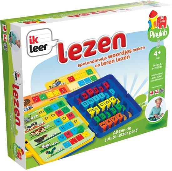 Afbeelding van het spel Playlab Ik Leer Lezen - Educatief Spel